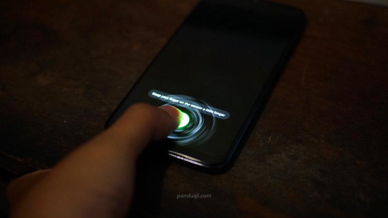 Fingerprint Review Samsung Galaxy A50
