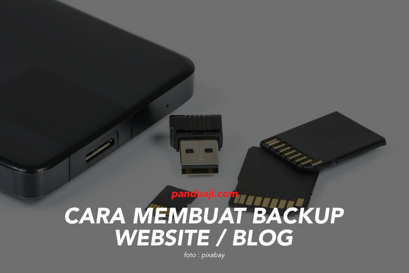 Cara Membuat Backup Website dan Blog di Cpanel 1