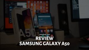Unboxing dan Review Samsung Galaxy A50 3
