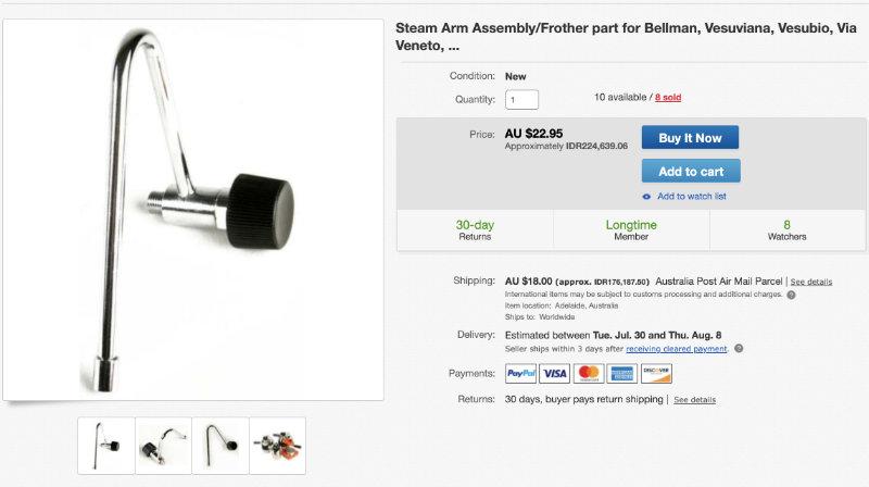 Cara Belanja di Ebay Tanpa Kartu Kredit