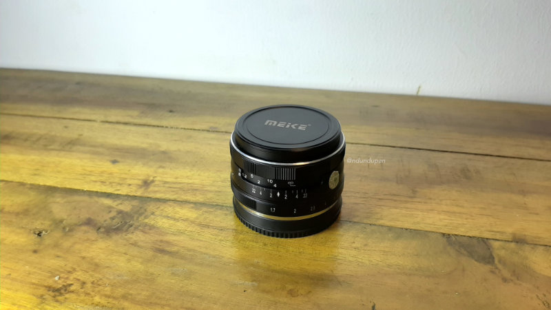 Lensa Manual Meike Sony