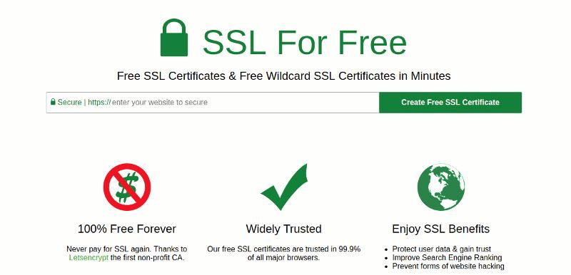 Cara Pasang SSL