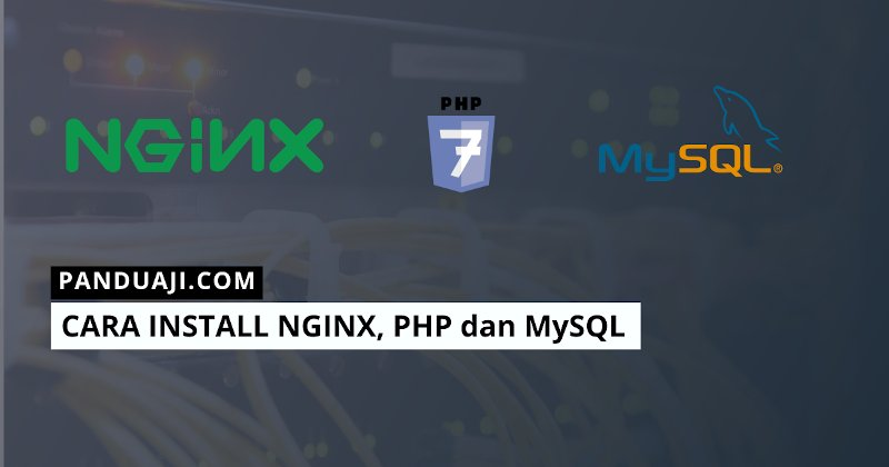 Install Nginx PHP MySQL