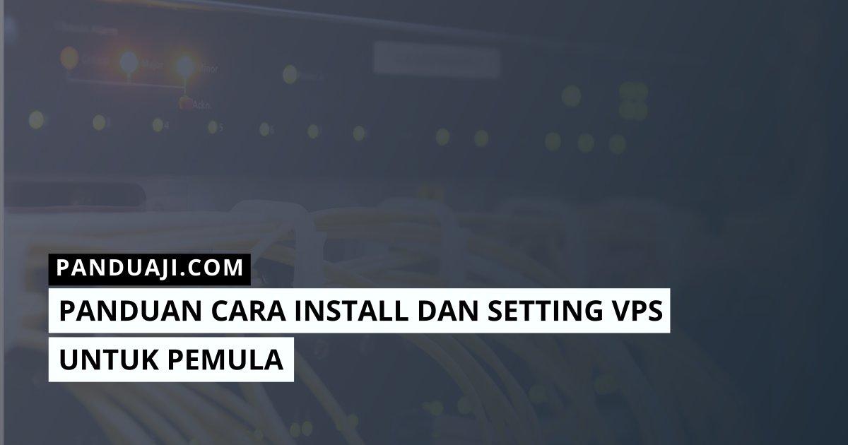 Install Setting VPS