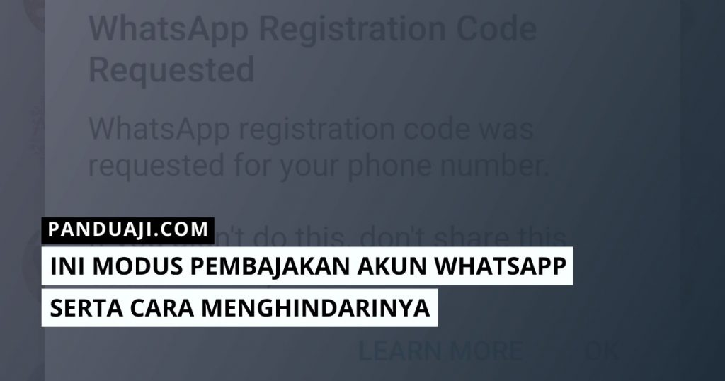 Modus Hack Whatsapp