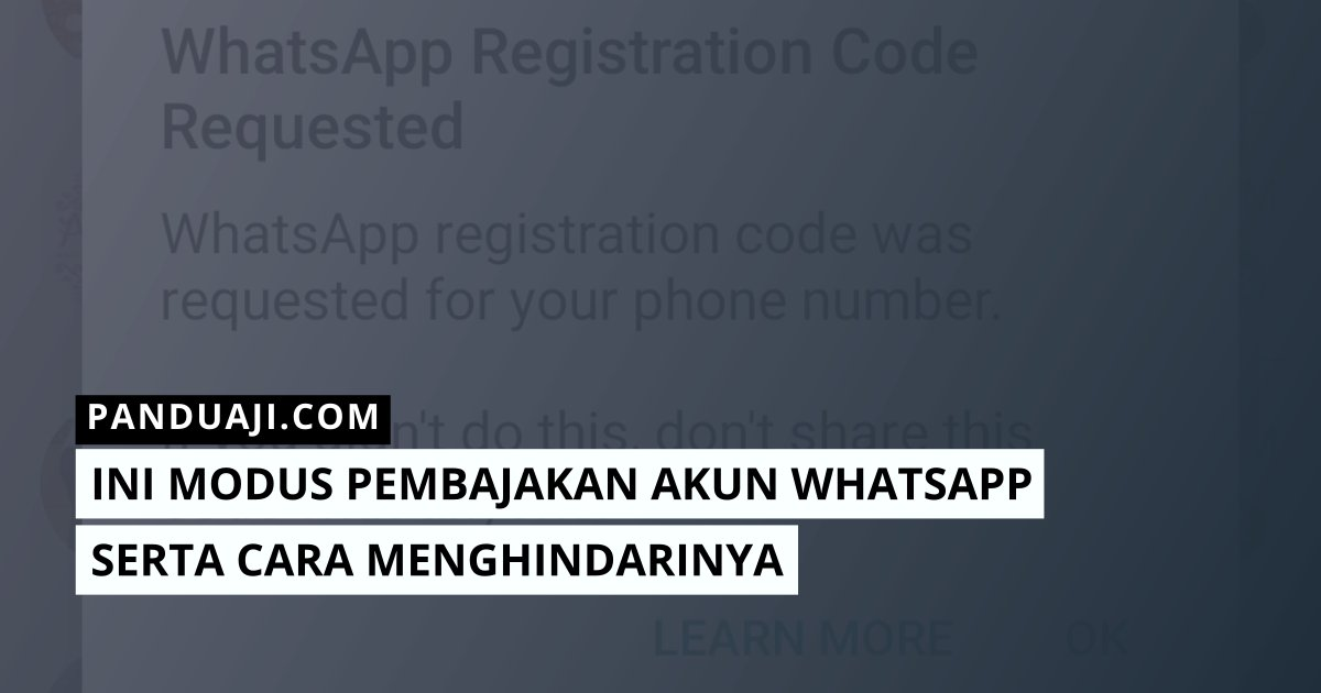 Modus Hack Whatsapp