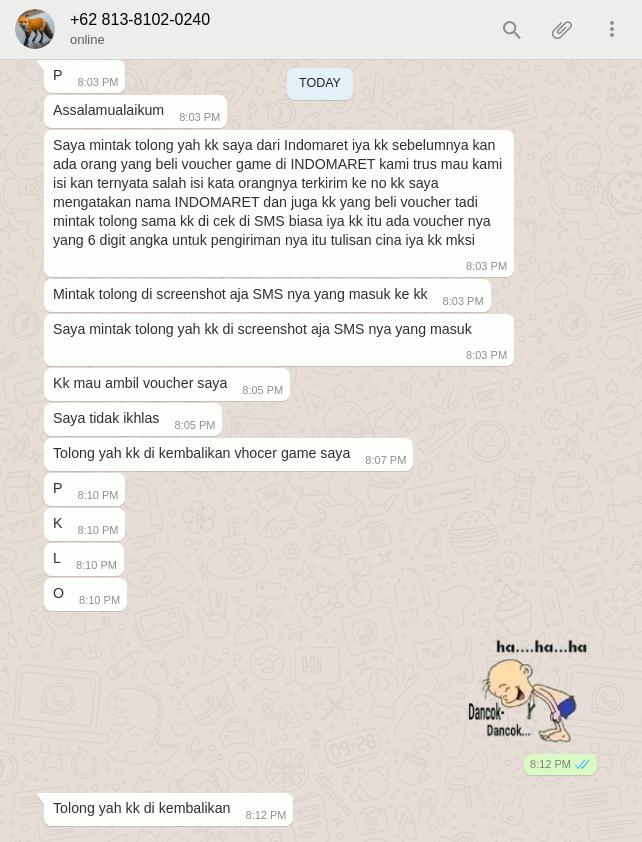 Ini Modus Pembajakan Whatsapp yang Harus Kamu Tahu 1