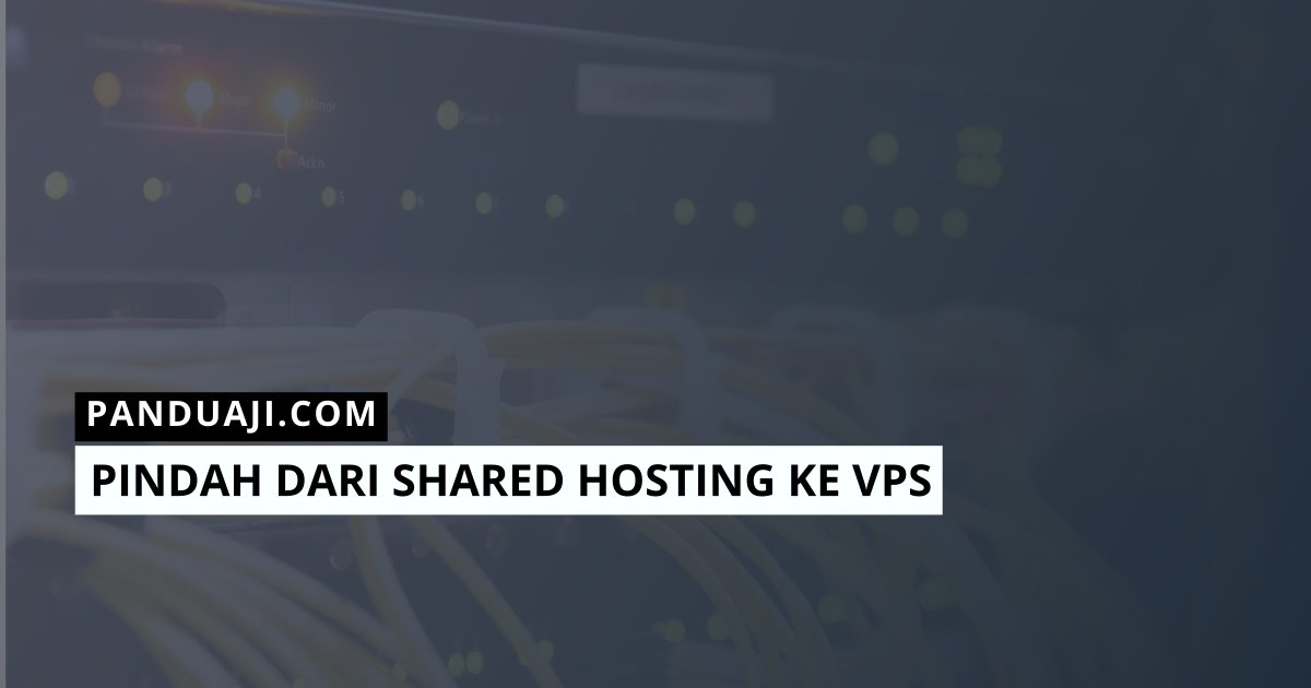 Shared Hosting VPS