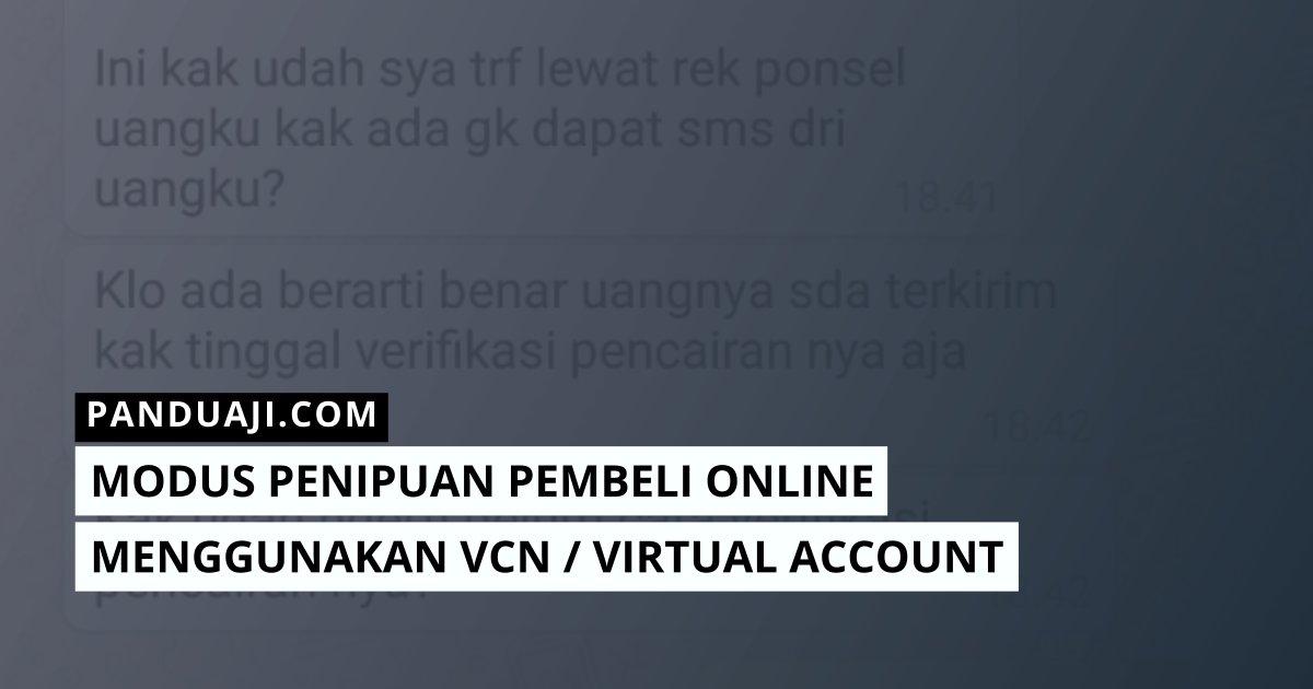 penipuan pembeli online