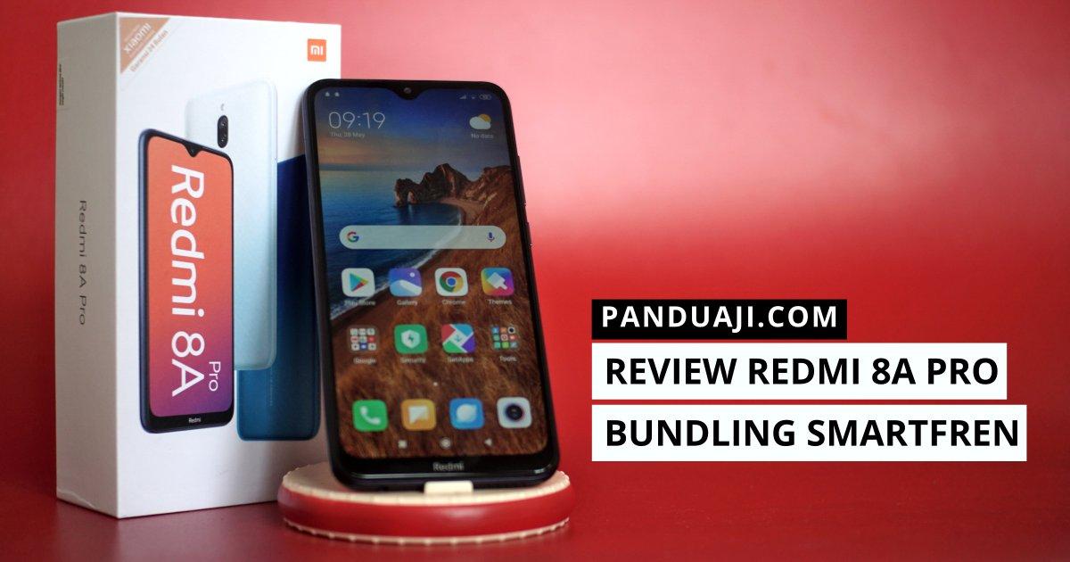 Review Redmi 8A Pro