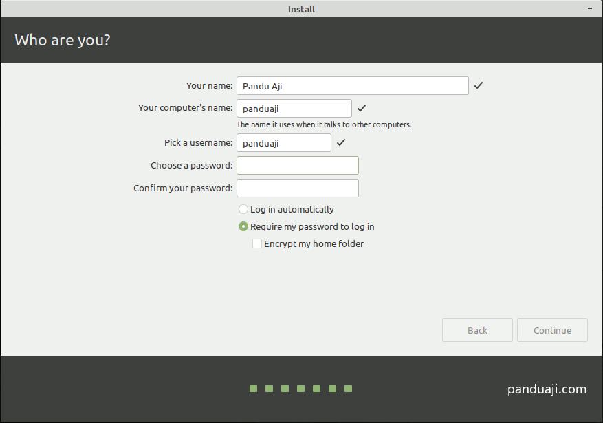 Panduan Cara Install Linux Mint 2
