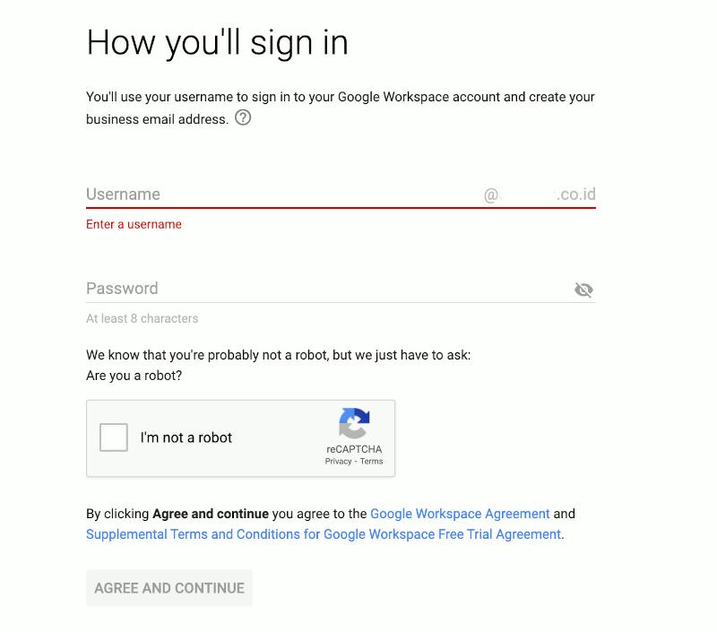 Membuat Custom Domain Email dengan Gmail 2