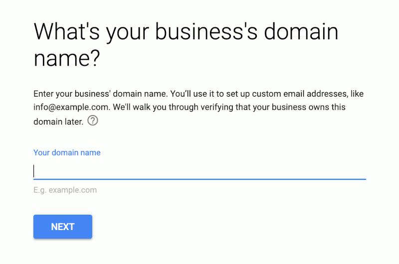 Membuat Custom Domain Email dengan Gmail 1