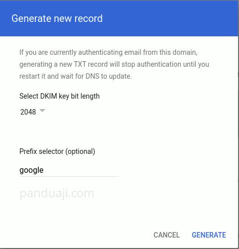 Pentingnya DKIM Record! Gini Cara Pasangnya 1