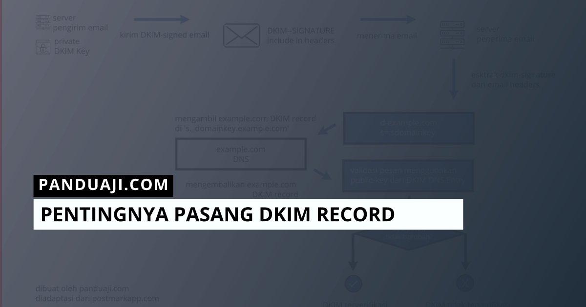 Install DKIM Record